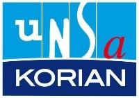 UNSA Korian logo